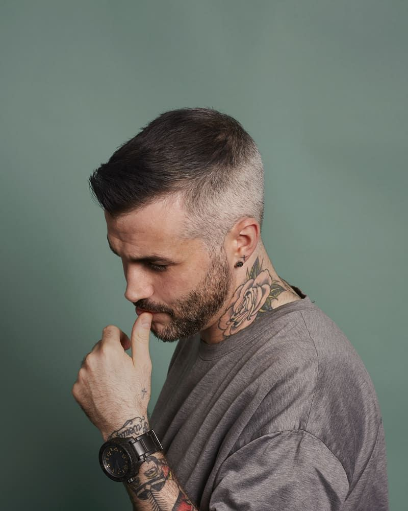 The Best Haircuts For Men With Thinning Hair Or Receding