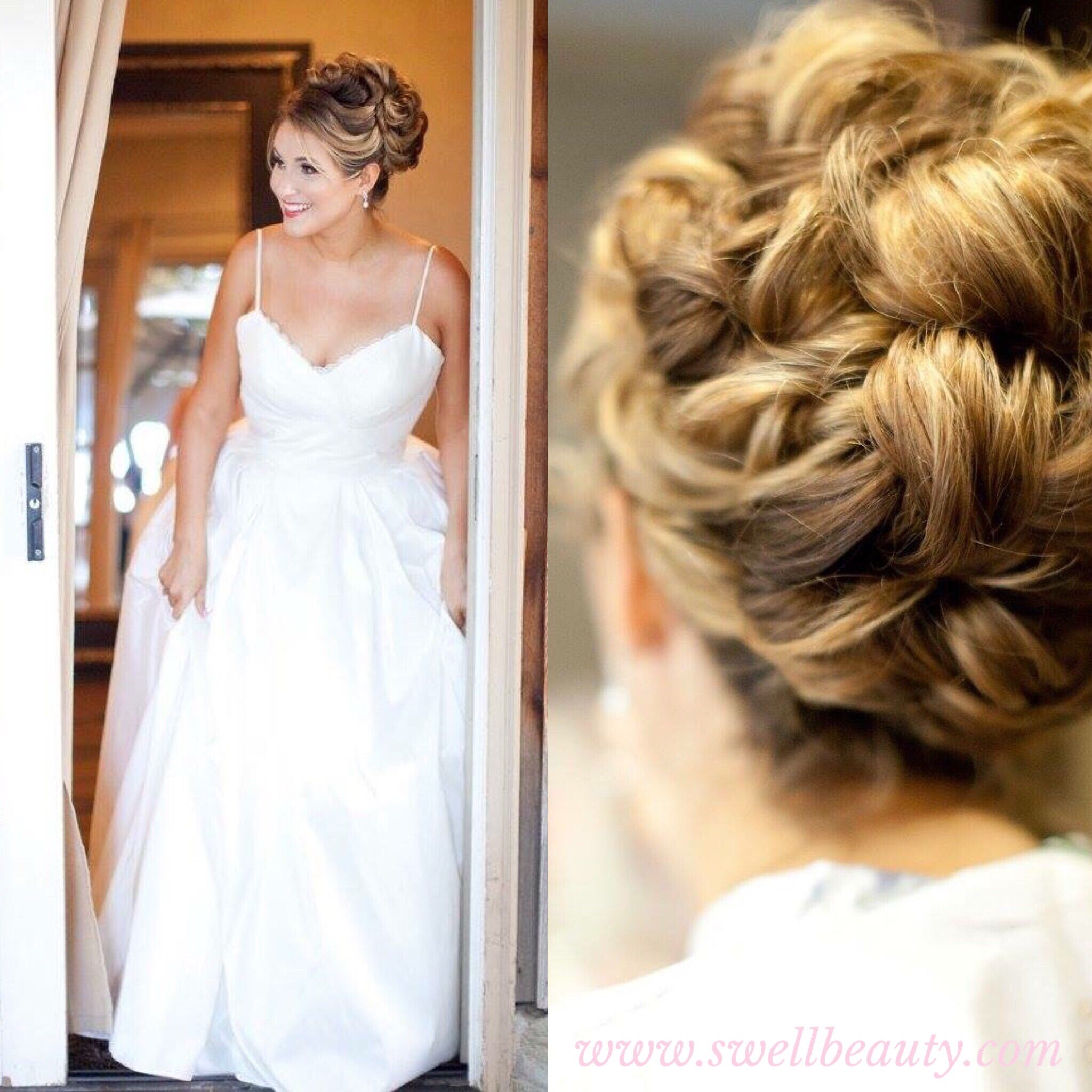 temecula wedding hair by dee www.swellbeauty to book