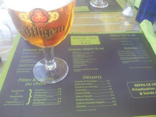 Dégustation d'une bière à la brasserie Le Déclic à Celleneuve par bartom34 - Samedi 1 décembre #beertime