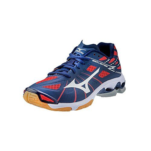 cool Mizuno Wave Lightning Z Men's Volleyball Shoe | Small ...