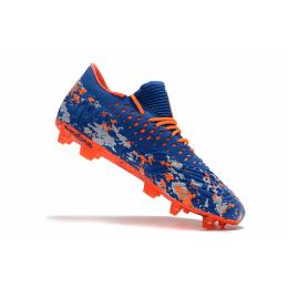 1ef82481a54 2019 的 PM Future Netfit Griezmann 19.1 FG Soccer Cleats-Blue Orange ...
