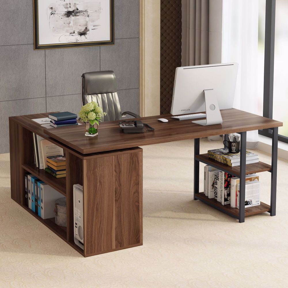 Pin By Amy Laidman On House Planning Computer Desk Design Corner Computer Desk Large