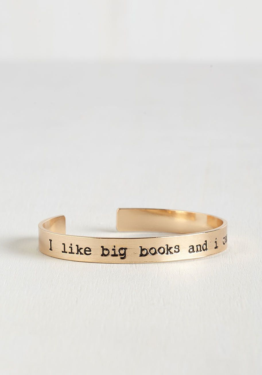 lolinducing gifts for the quintessential funny girl bracelets