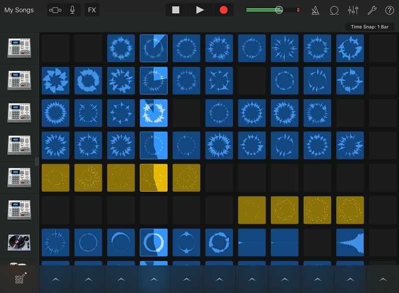 A Beginner's Guide to Making Music with GarageBand Live