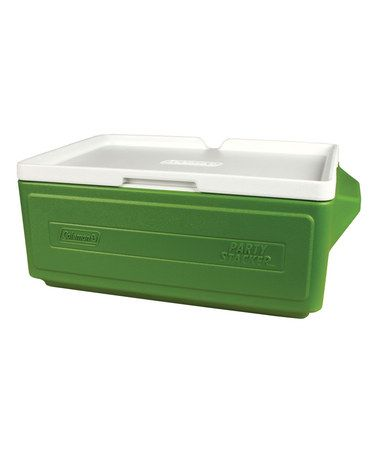 Loving this Green 24-Can Stacker Cooler on #zulily! #zulilyfinds