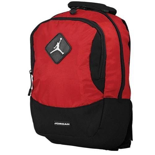 a54fef9d04 Nike Air Jordan Backpack Toddler Preschool Boy Girl Black Red Small Gamer  Bag  Nike  Backpack  Jordan  OrlandoTrend  Basketball