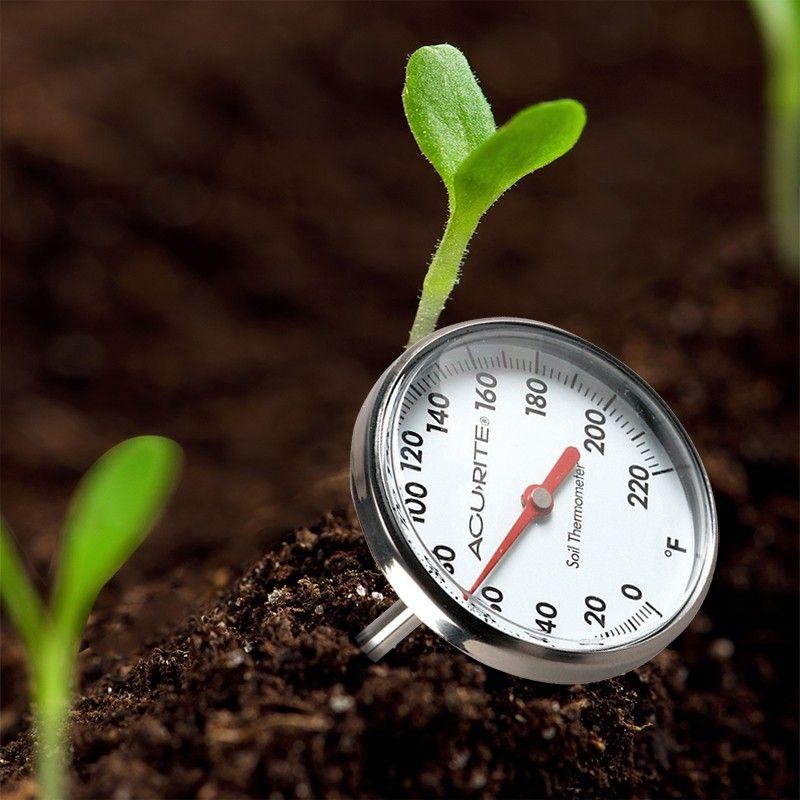 Картинка почвенный термометр