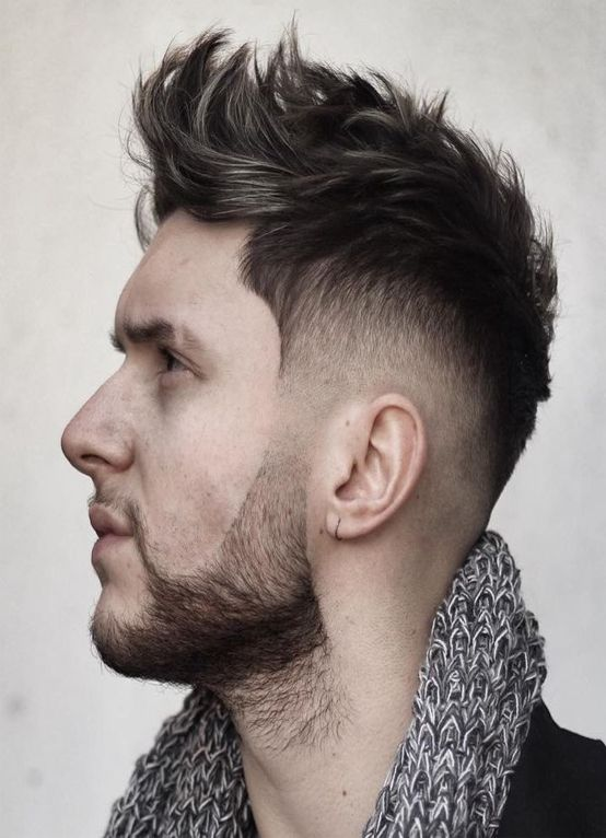 Hair Style Men 19 Cool Super Fresh Mens Hairstyle 2017 Spring Summer  Pinterest