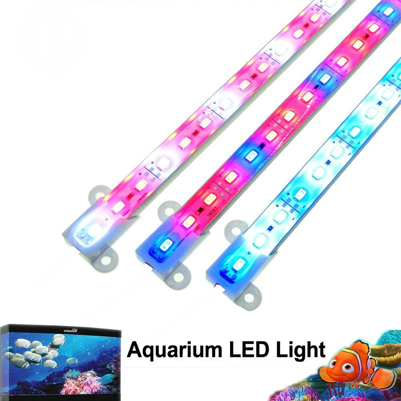 Led Aquarium Lights Ip68 Waterproof 5630 Led Plant Grow Lights 12v Indoor Horticulture Garden Flower Gr Led Aquarium Lighting Led Grow Lights Aquarium Lighting