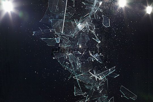 Image result for moonlight on broken glass images