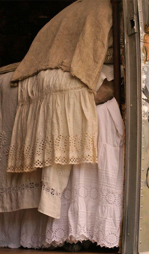 Sweet linens...