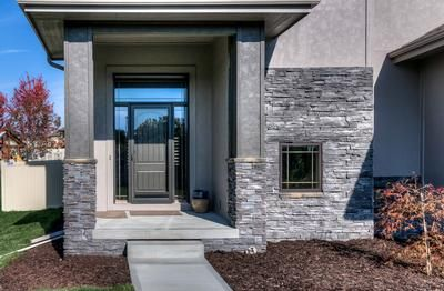 Coronado Black Forest Quick Stack Stone Ideas For The