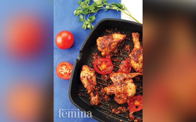 Ayam Bakar Saus Tomat Resep Ayam Resep Masakan Indonesia Makanan Dan Minuman