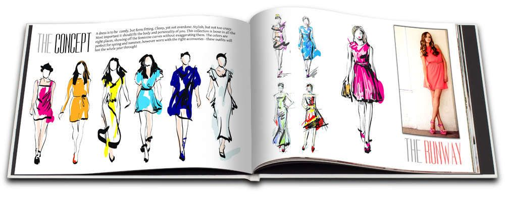Preparing Your Professional Fashion Portfolio Art 492 Fashion