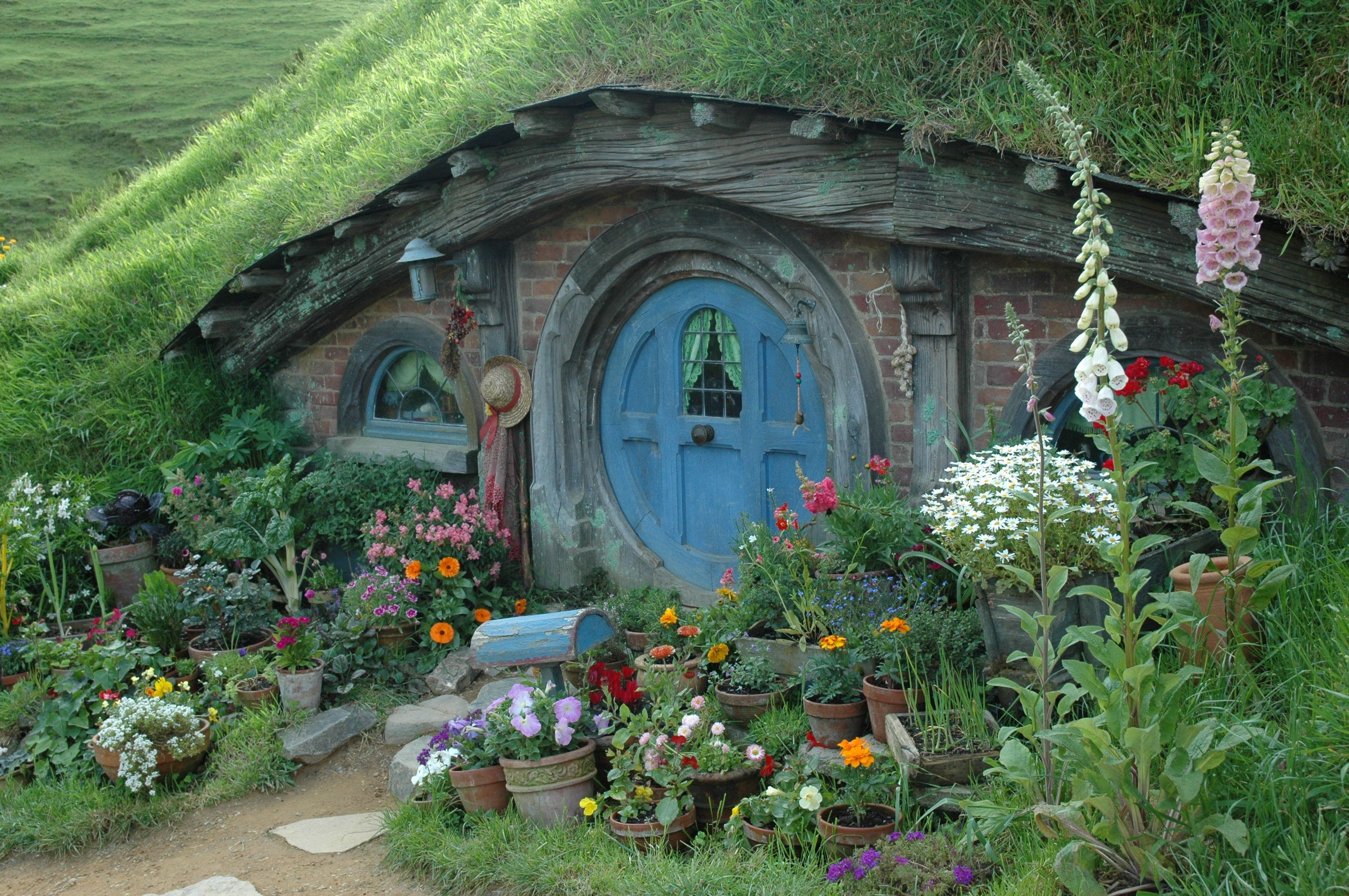 Hobbit Holes In Hobbiton On New Zealand S North Island Image By Regis St Louis Lonely Planet