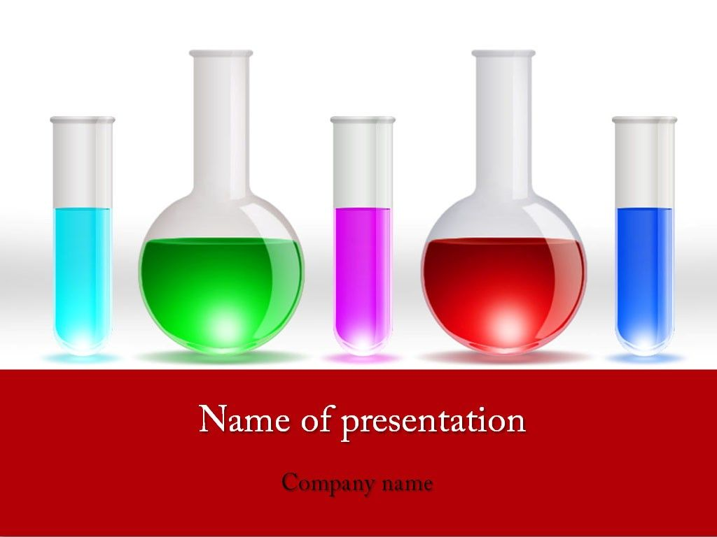 Chemistry Powerpoint Template  Powerpoint    Chemistry