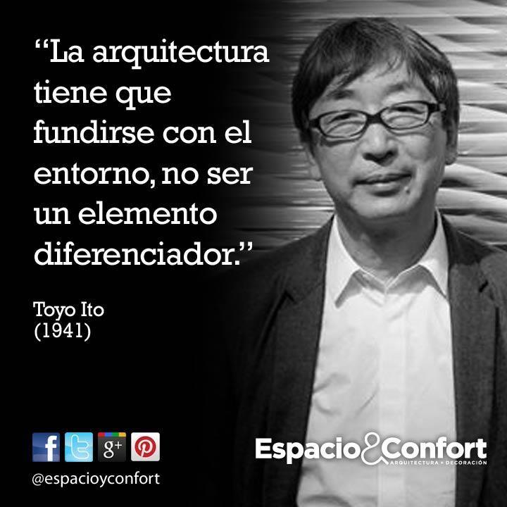 Frases La Arquitectura Tiene Que Fundirse Con El Entorno No