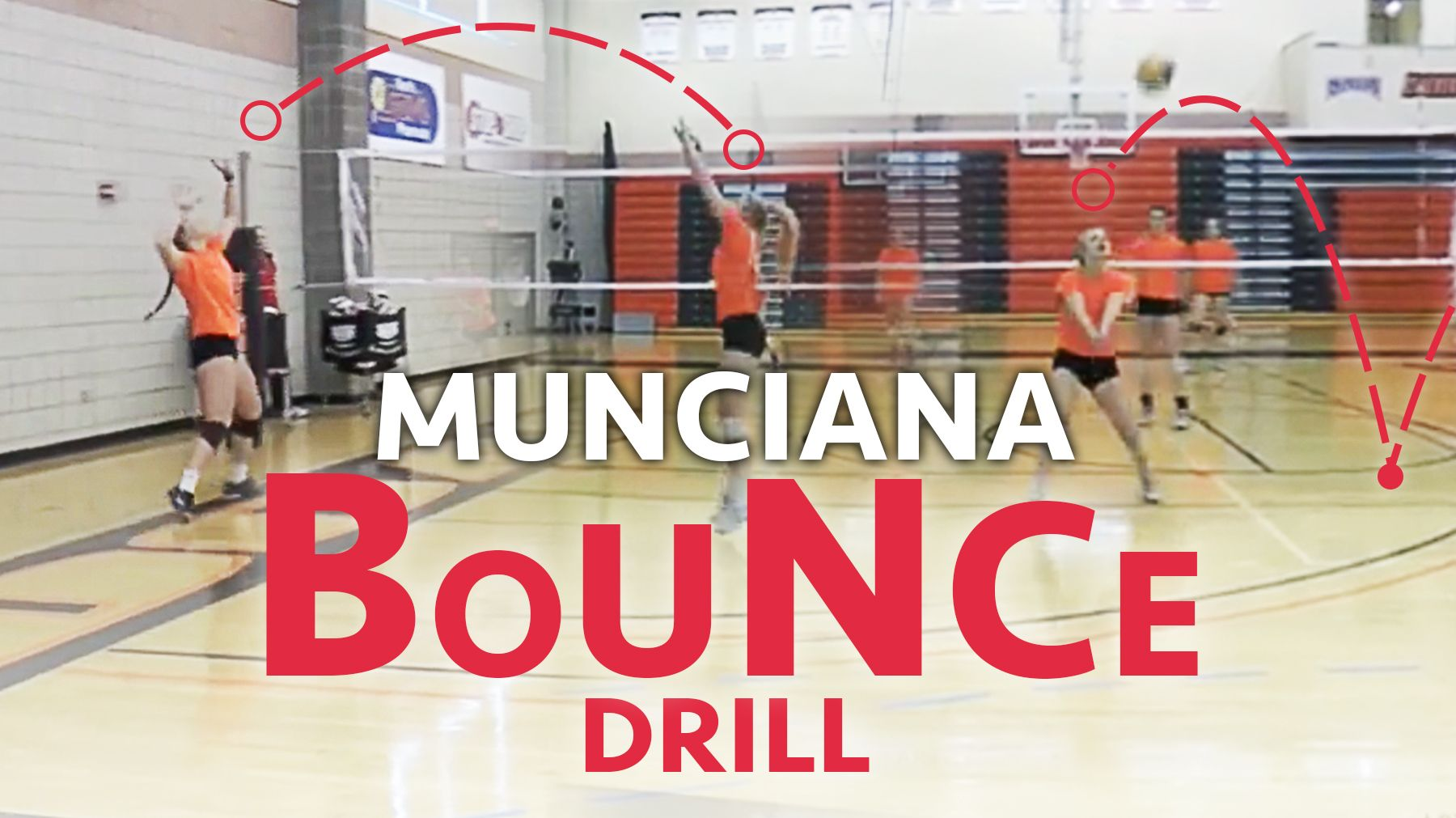 Gwen Egbert Munciana Bounce An Out Of System Practice Drill Con Imagenes Voley Voleibol Defensa