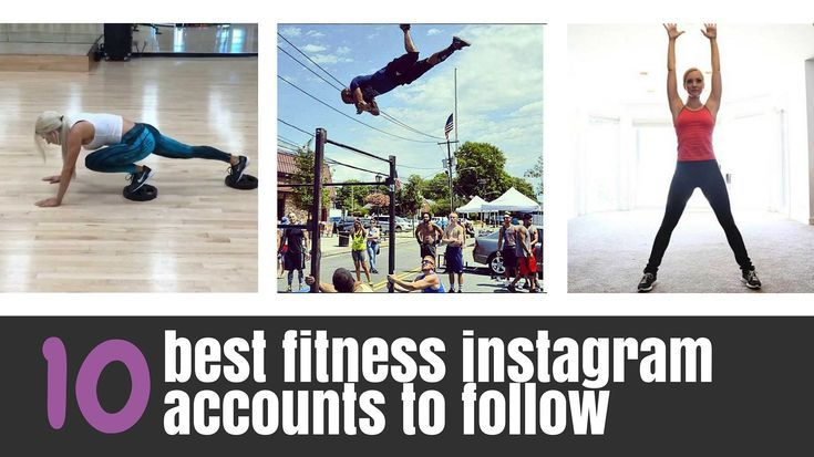 Follow These Instagram Accounts for Killer Workout Routines: Instagram Accounts for Workout Routines and Inspiration