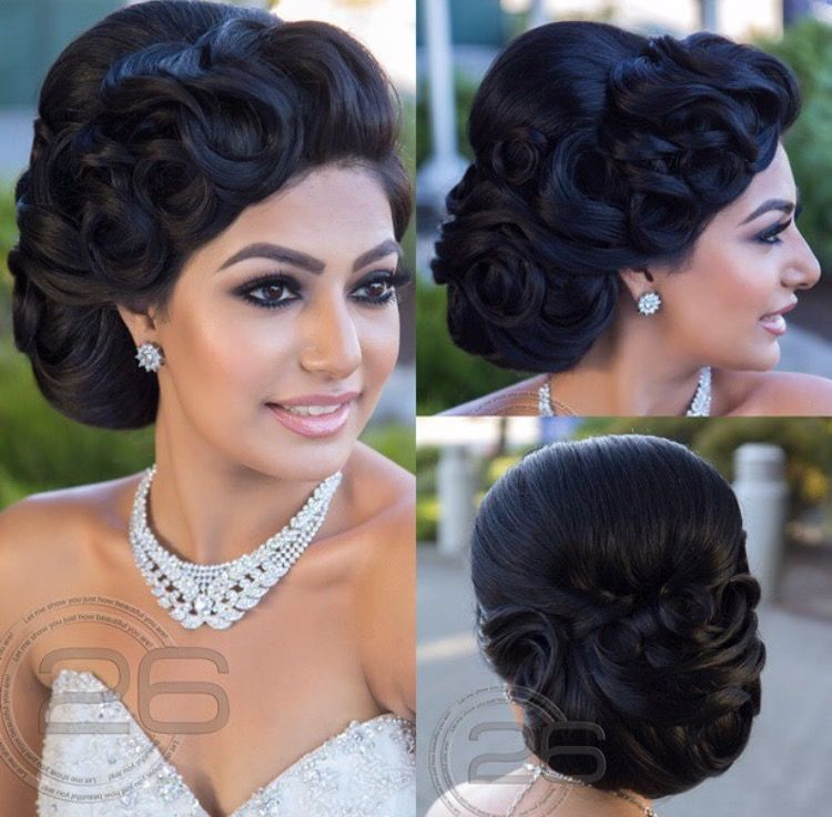 Pin von Dil Di Gal Couture Instagram auf Bridal Makeup and Hair