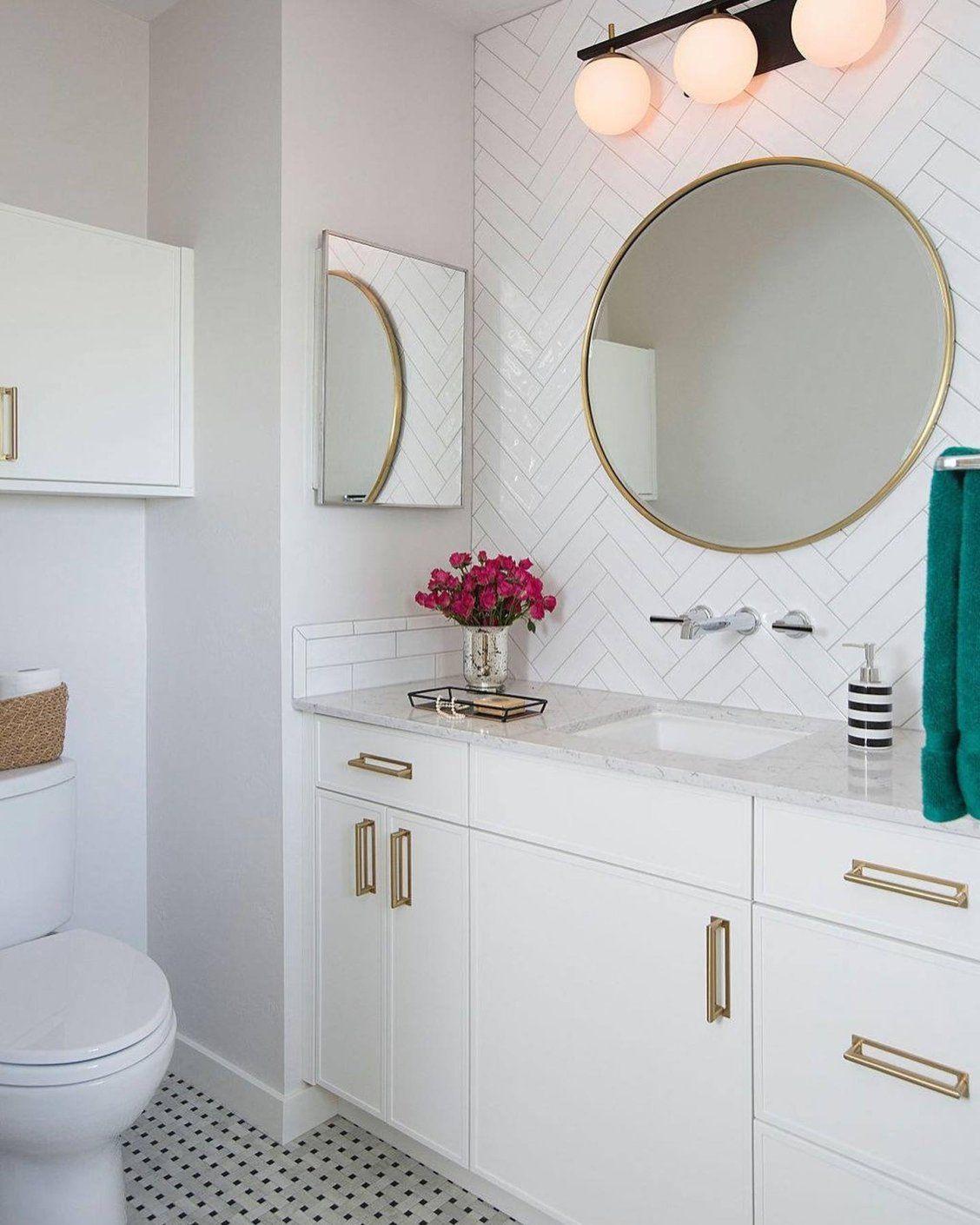 Alluria Bath Bar In 2020 Bathroom Interior Herringbone Tile