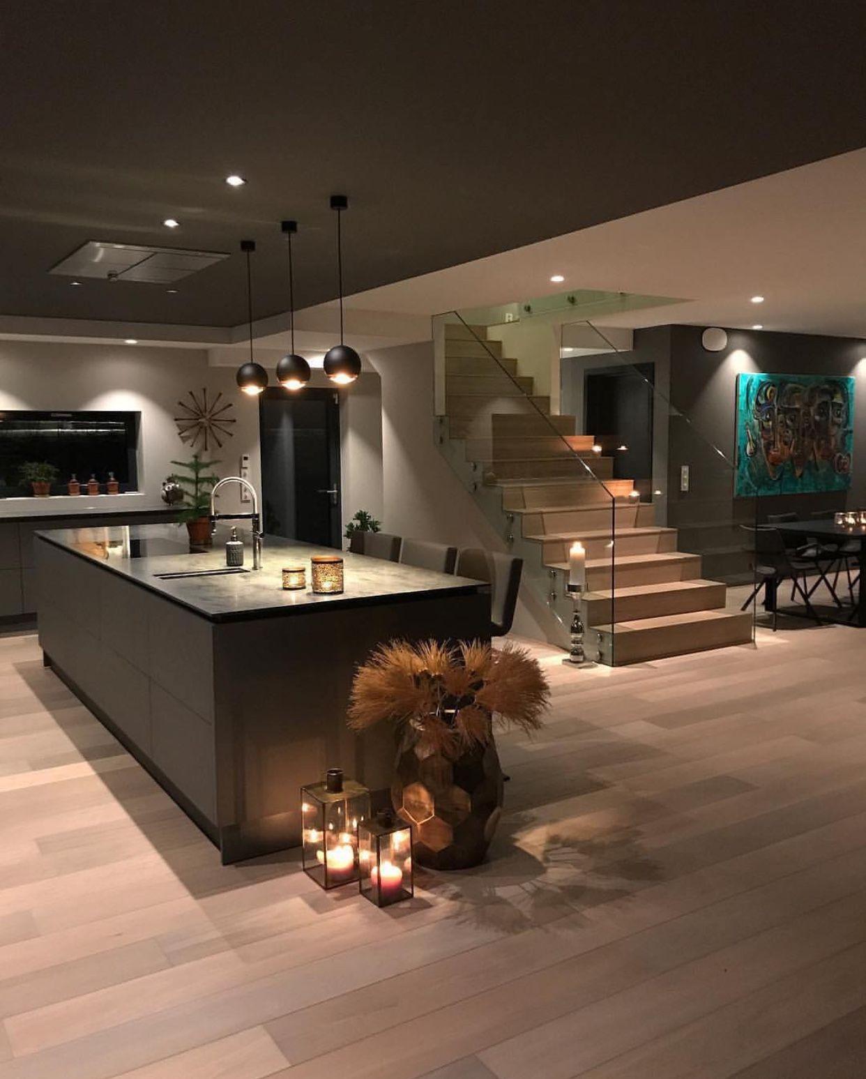 Diseno interior kitchen room decor also improvements pinterest house design and rh
