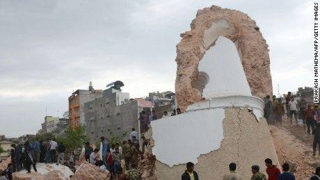 Earthquake in Nepal leaves hundreds dead - CNN.com
