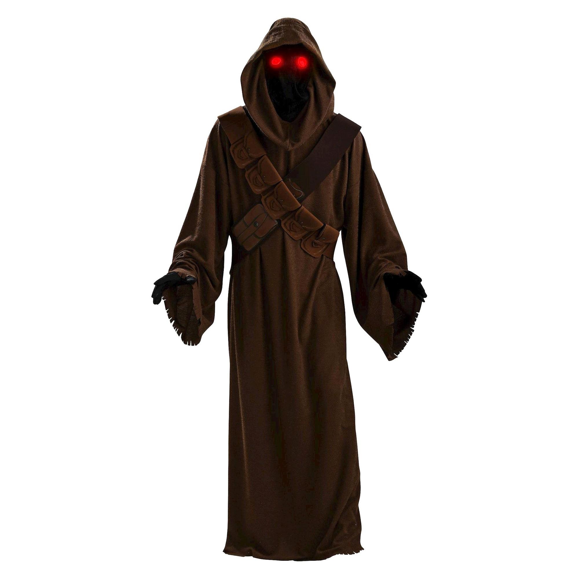 halloween adult star wars stormtrooper costume, men's, brown | star