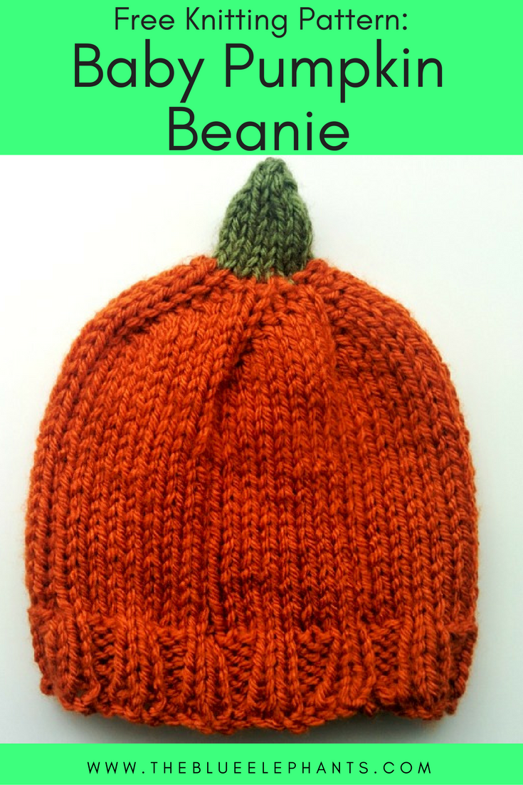 I whipped up this adorable baby pumpkin beanie in a couple of hours! The  pattern is super simple and I think it d be a great beginner s project  since it ... dc44ac4da2d