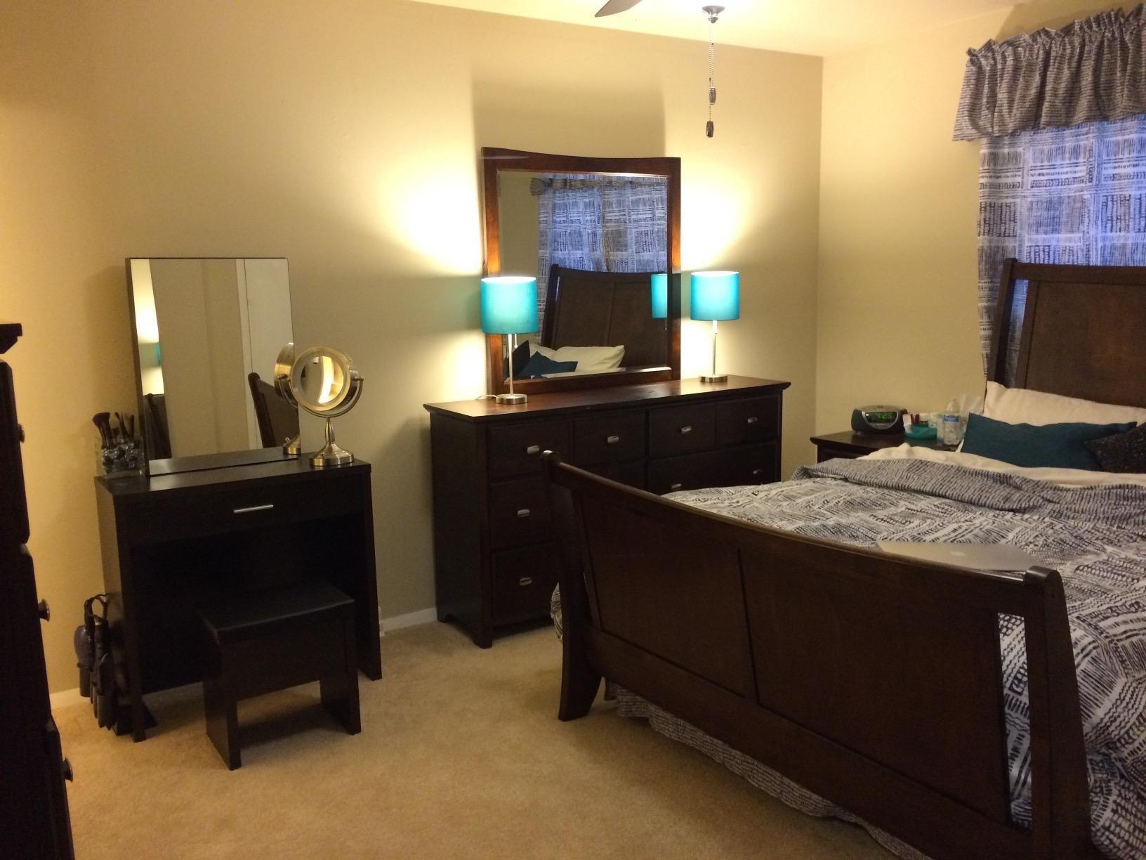 amazoncom coaster home furnishings vanity white kitchen u0026 dining