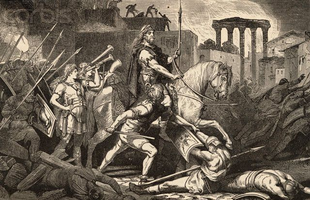 a report on the visigoths and athenians Athenians vs visigoths no description by ivy perez on 6 october 2012 tweet comments (0)  report abuse popular presentations see more popular or the latest.