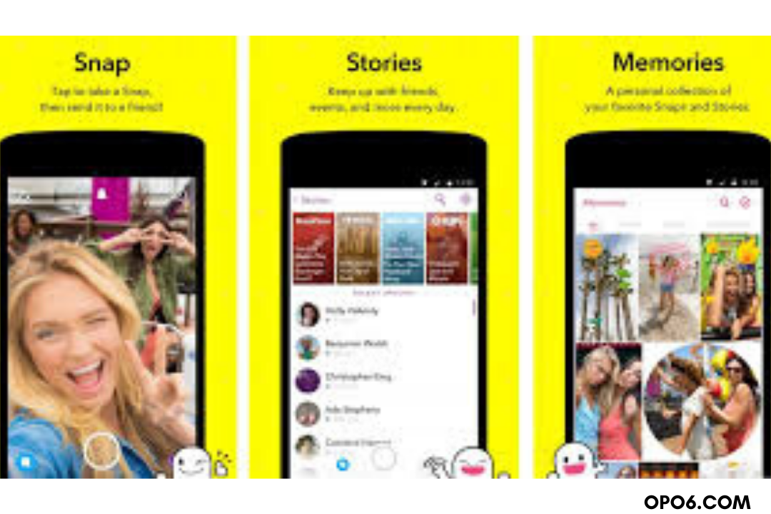 Snap Apk Download Snapchat Android Apk Android