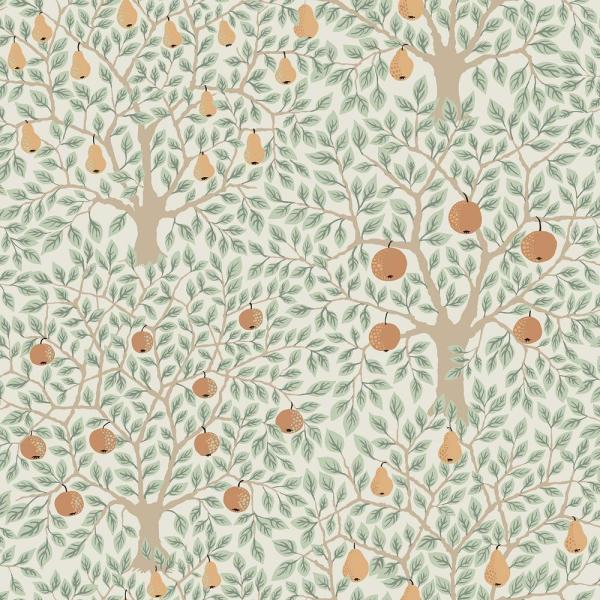 A Street Prints Pomona Multicolor Fruit Tree Paper Strippable Roll Covers 56 4 Sq Ft 2948 33011 The Home Depot Tree Wallpaper Brewster Wallpaper Wallpaper