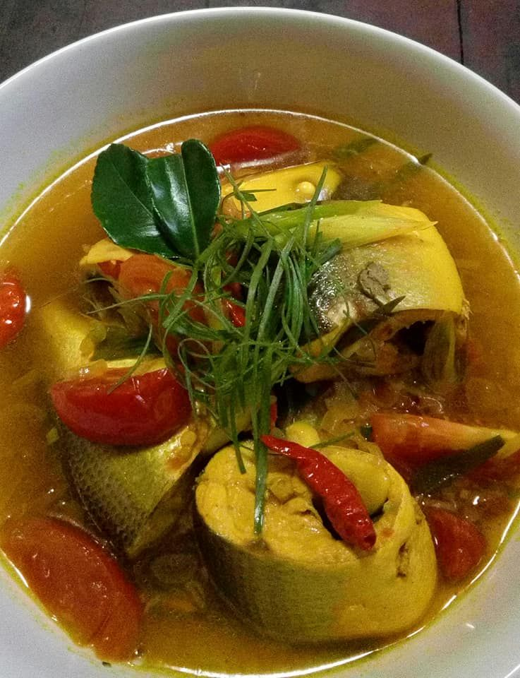 Pallumara Bandeng Ikan Kuah Kuning By Endang Indyastuti Https Www Langsungenak Com P 45930 Pallumara Ban Resep Masakan Resep Seafood Makanan Dan Minuman