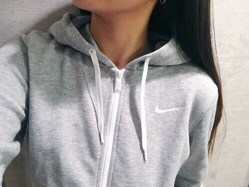 Nike zip up jacket More