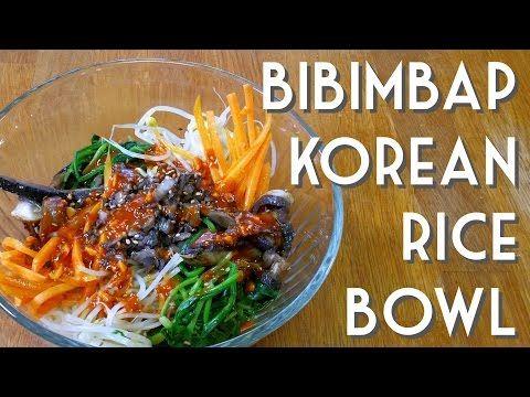 Vegan bibimbap korean rice bowl with spicy sauce recipe youtube vegan bibimbap korean rice bowl with spicy sauce recipe youtube forumfinder Gallery
