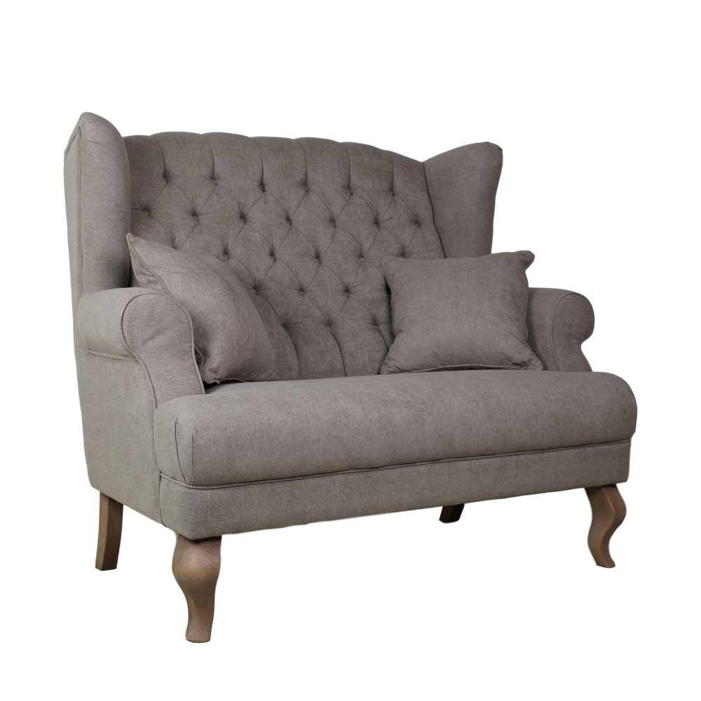 Design Sofa In Taupe Stoff Chesterfield Look Jetzt Bestellen Unter Https Moebel Ladendirekt De Wohnzimmer So Sofa Chesterfield Sofas Chesterfield Wohnzimmer
