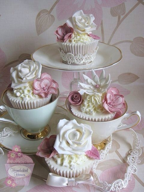 High Society Tea Cakes