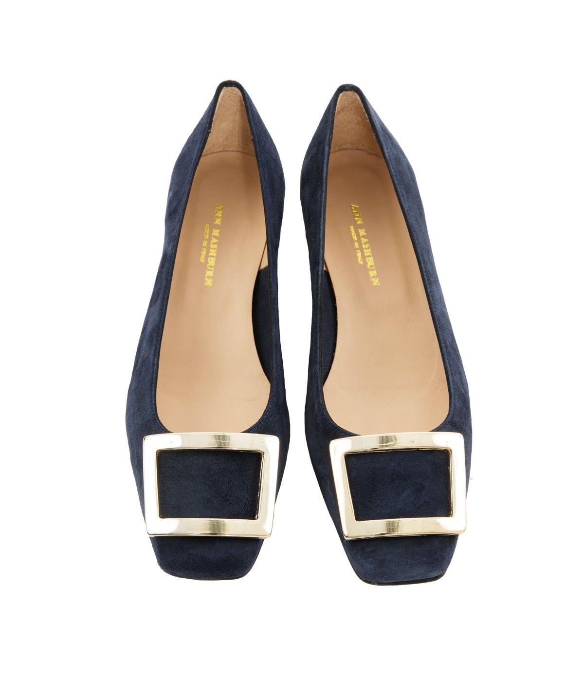 Ann Mashburn Buckle Shoe / AnnMashburn
