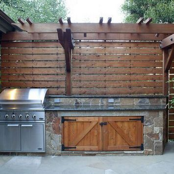 Outdoor kitchen ideas your guest happy visiting 12