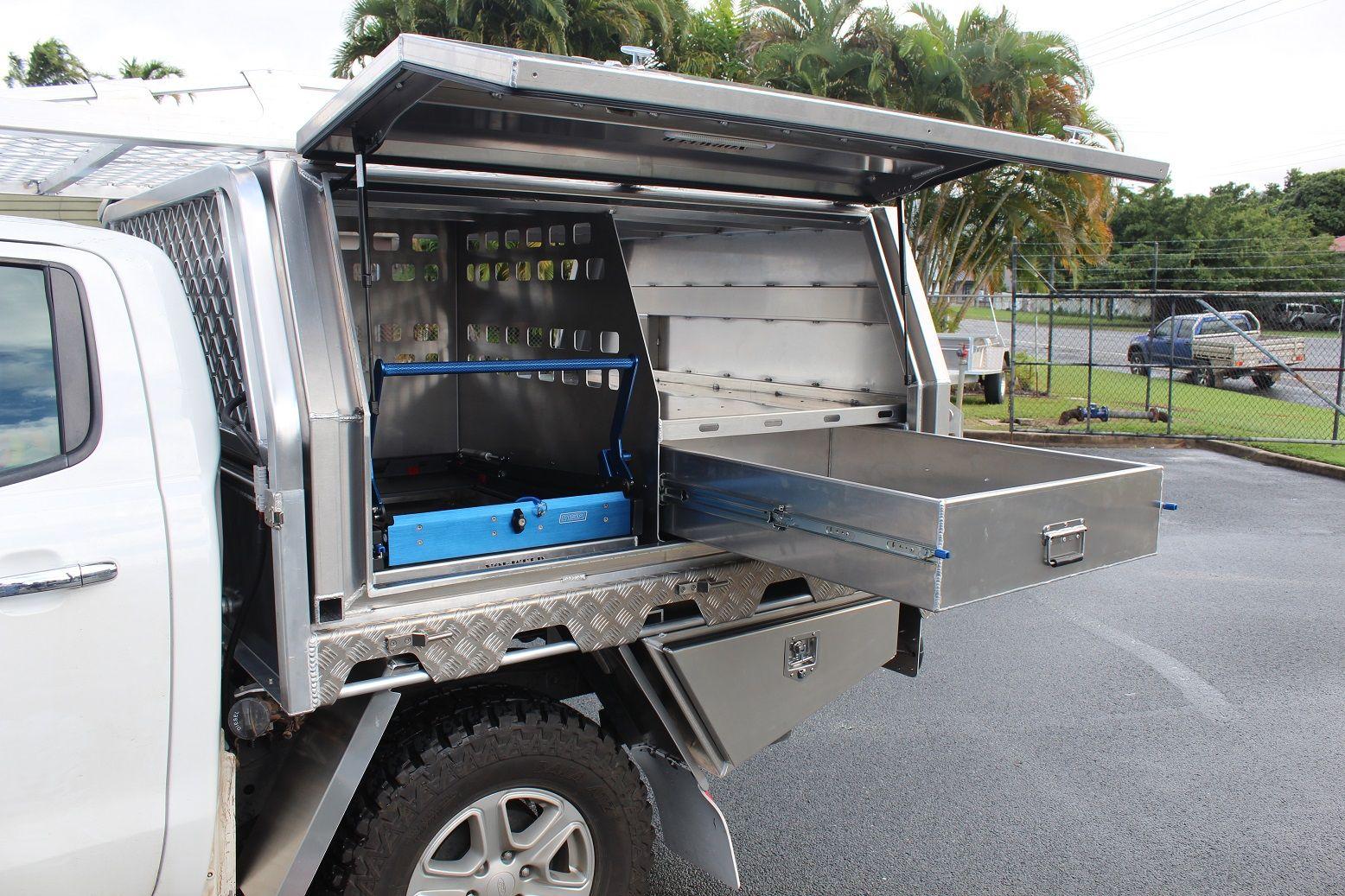 Ford Ranger Aluminium Canopy - Norweld Australia & Ford Ranger Aluminium Canopy - Norweld Australia | Vehicles ...