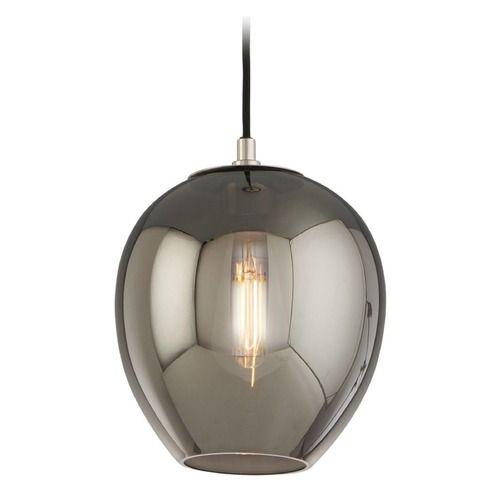Odyssey smoke pendant f4294 kit w led st21 bulb destination lighting