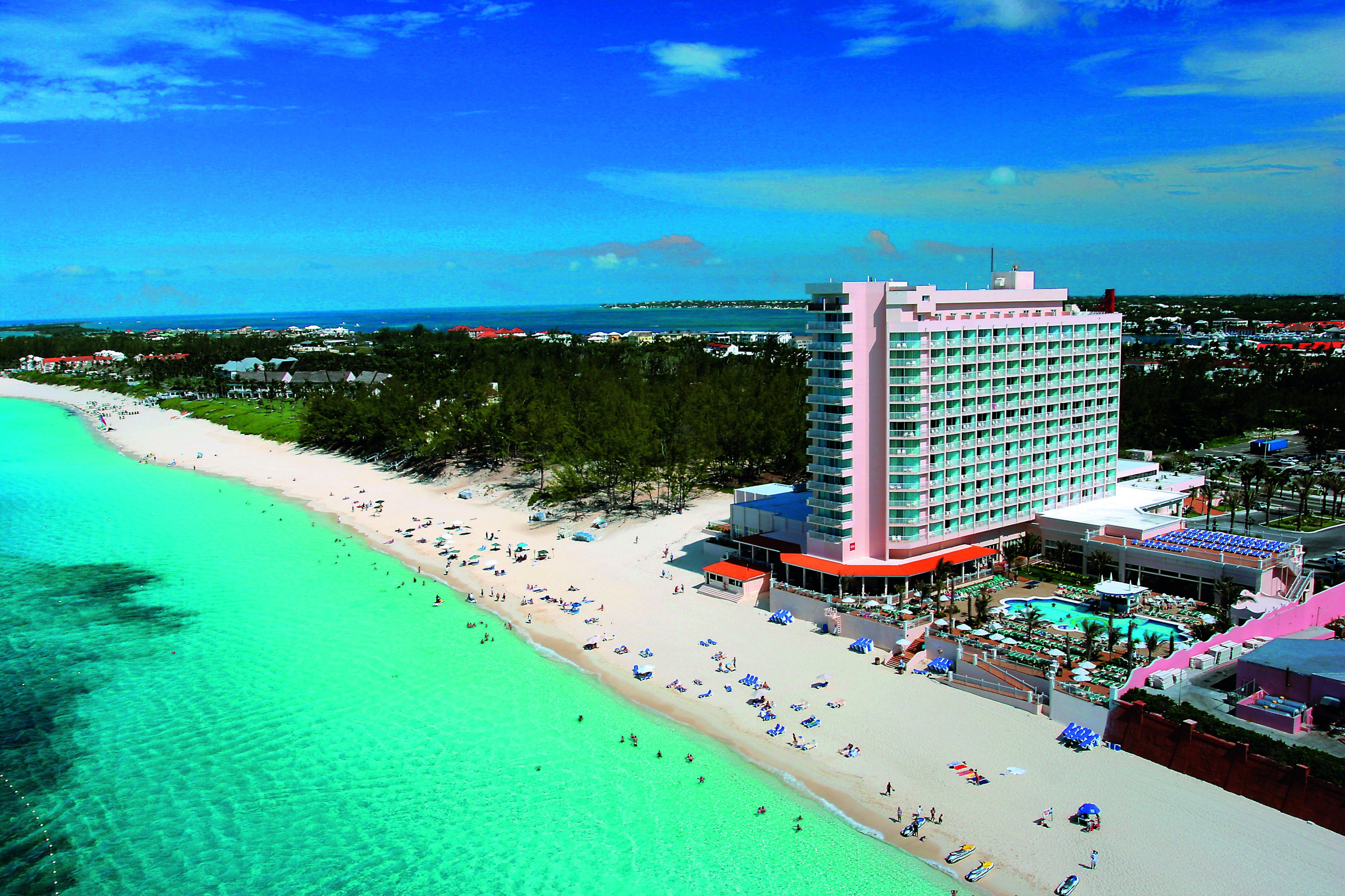 Riu Palace Paradise Island in the Bahamas