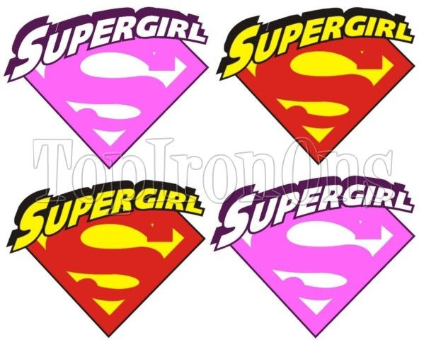 graphic relating to Supergirl Logo Printable named Supergirl Brand Printable supergirl emblem iron upon transfers