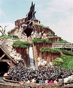 Slash Mountain!  My favorite ride (and the source of all my bad dreams... don't ask!)