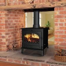 dual sided wood fireplace insert - Google Search   Double ...