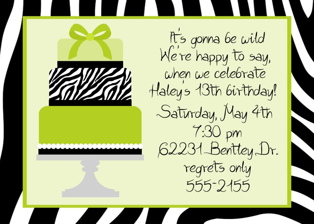 Pin On Party Invites