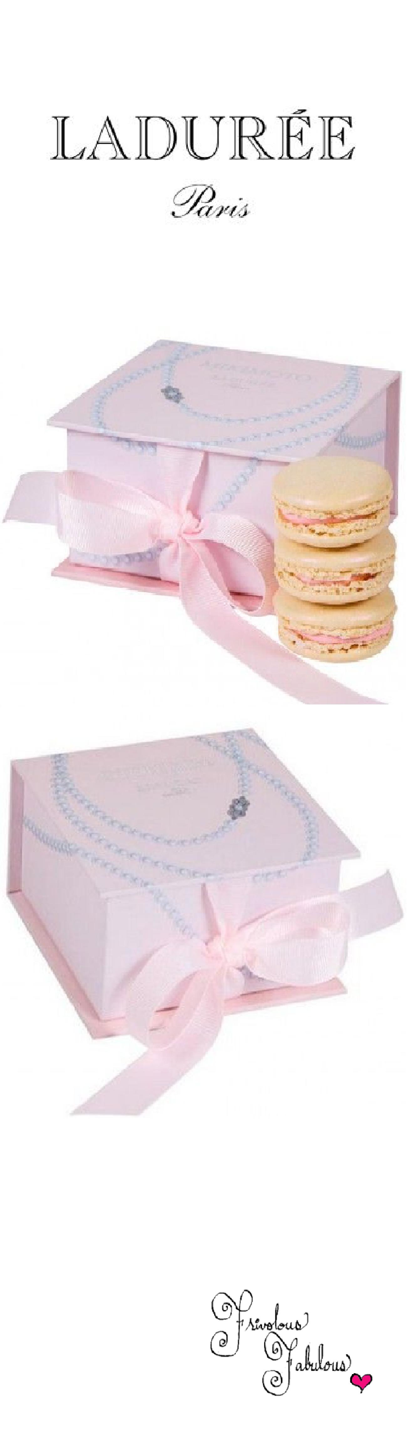 Frivolous Fabulous - Beautiful Wedding Favors. Laduree makes a ...