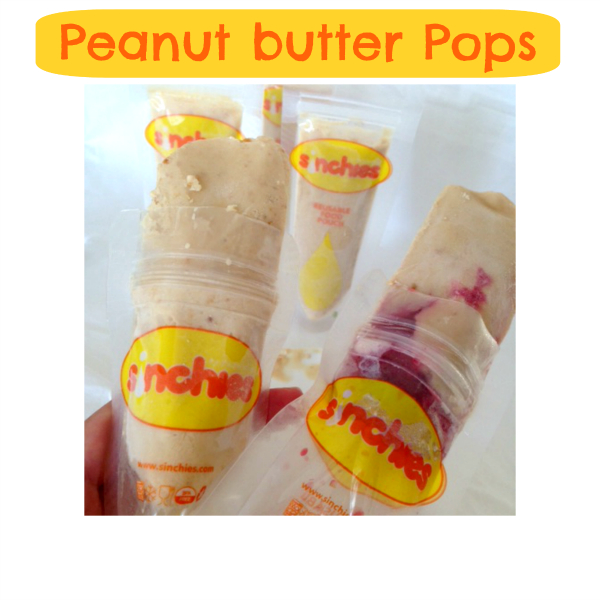Peanut butter pops #icypoles #iceblocks #banana #milk #yoghurt #crunchypeanutbutter #honey #vanillaextract #raspberries #cranberryjuice #reusablepouches #reusablefoodpouch #squeezypouch #dessert #kids #children #toddlers #reusable #recyclable #sustainable #healthy #additivefree #preservativefree #nonumbers #nocolors #homemade #bpafree #nowaste #nudefood