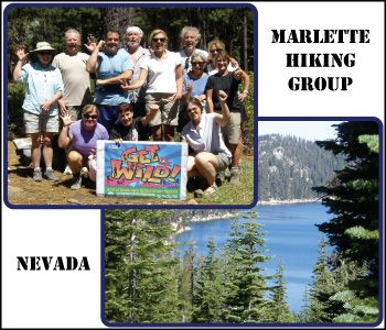 5 Peaks In 5 Weeks Hiking Group Organized By Incline Valley Parks Recreation Department In Nv Valley Park Parks And Recreation Recreation